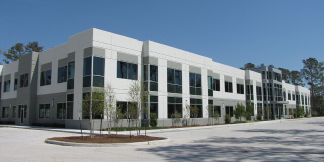 Interwood Office Building