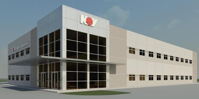 NOV Rig Technology Center Office Building