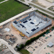 Current Project: C&J Energy Services – Technology Building